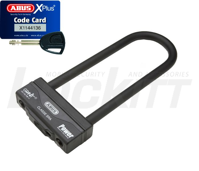 ABUS Granit Power 58/140 HB III 310 U lock